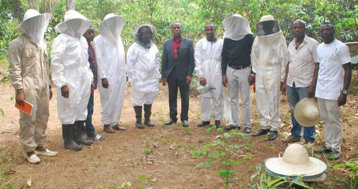 Beekeeping Training course Nigeria